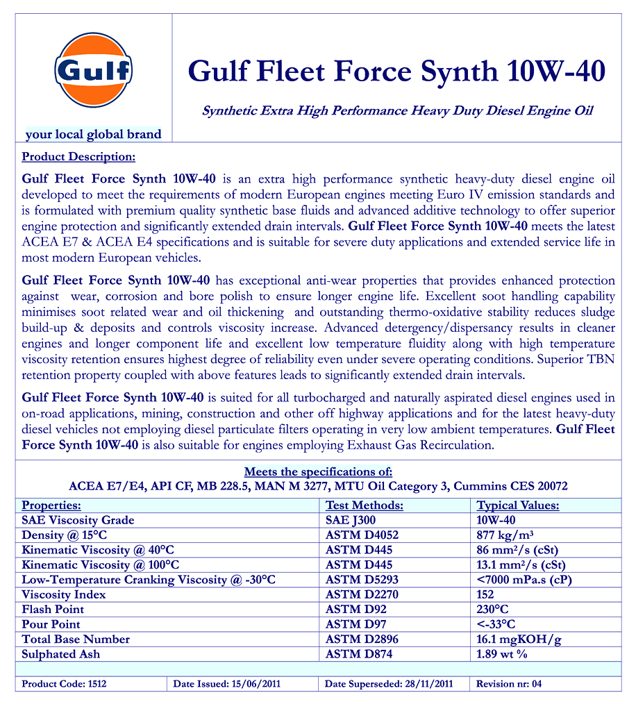 1512 Gulf Fleet Force Synth 10W-40.png